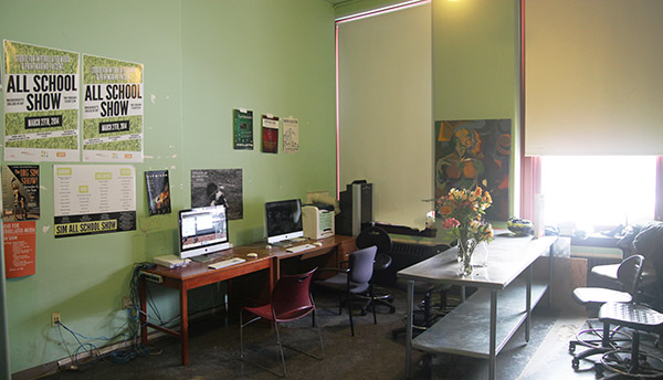 Picture of the space